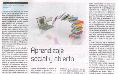 Aprendizaje Abierto y Social