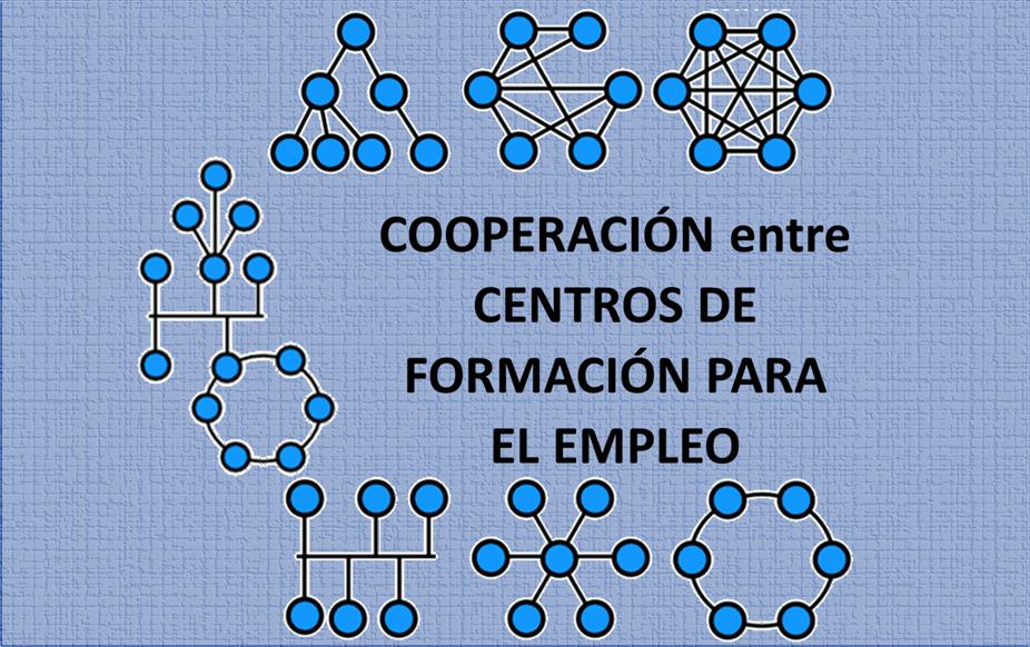 Cooperación entre centros de formación profesional para el empleo